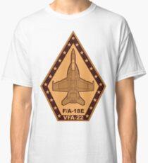 F/A18 VFA-22 Fighting Redcocks Classic T-Shirt