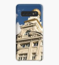 Half and Half - Sophisticated Madrid Facades in Sun and Shade Case/Skin for Samsung Galaxy