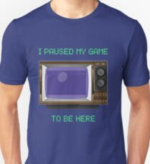 Retro gamer 80s video game tshirt Unisex T-Shirt