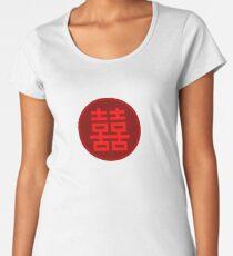 chineese letter Women's Premium T-Shirt