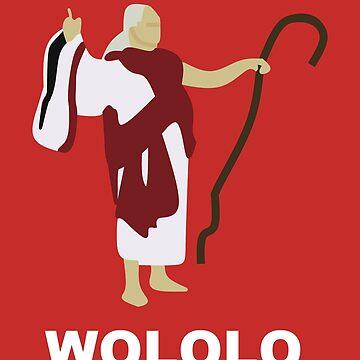 Wololo (Red) by Seneca97