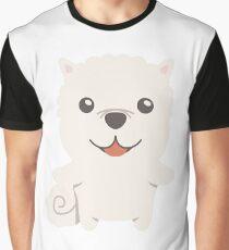 Pomeranian Graphic T-Shirt