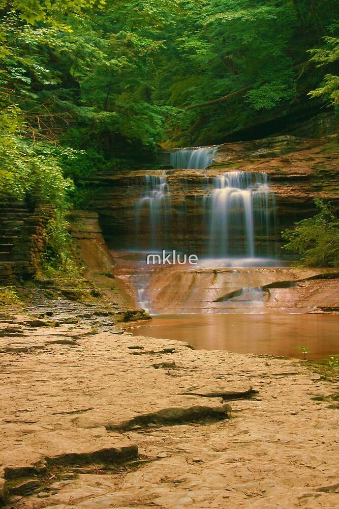 Buttermilk - Upper Falls, Ithaca, NY by mklue