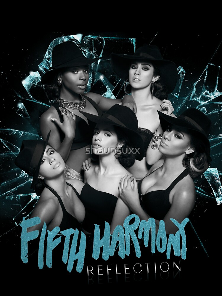 Reflection Tour Merch [BLUE] // Fifth Harmony by shaunsuxx
