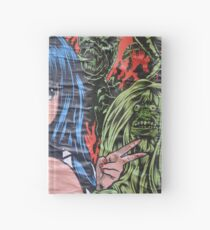 scary Hardcover Journal