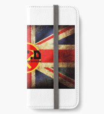Time travellers Division iPhone Wallet/Case/Skin