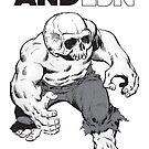 Vintage Skull by andesndesigns