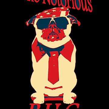 Notorious Pug by PugD