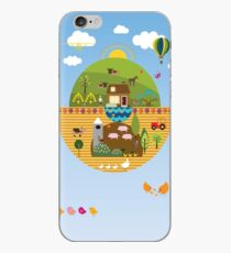 Farm  iPhone Case