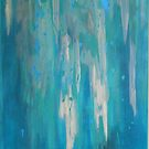 Sarasota Waterfall by Laura Gabel