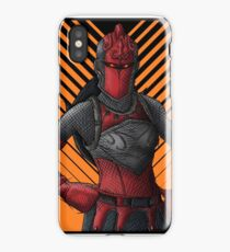 Fortnite - Red Knight  iPhone Case