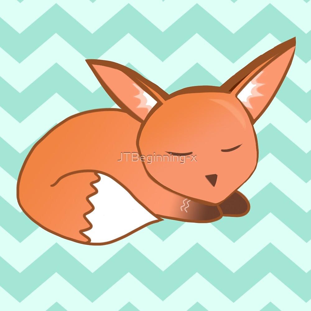 CUTE FOX by JustTheBeginning-x (Tori)