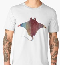 Manta ray Men's Premium T-Shirt