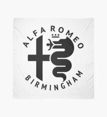 Alfa Romeo of Birmingham Crest Scarf