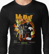 Goatess Doomwych : Mutant Scream Long Sleeve T-Shirt