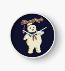 STAY PUFT - MARSHMALLOW MAN GHOSTBUSTERS Clock