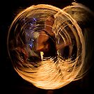 Fire Tweller by David Petranker