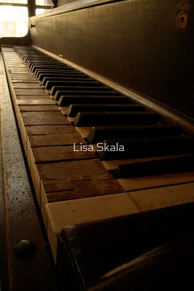 piano by Lisa Skala