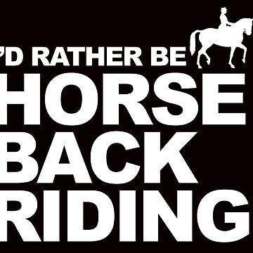Horseback Riding Gifts for Horse Lovers Equestrian by merkraht