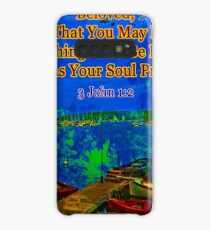 Beloved I pray that you may prosper in all things Case/Skin for Samsung Galaxy