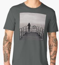 No Diving Men's Premium T-Shirt
