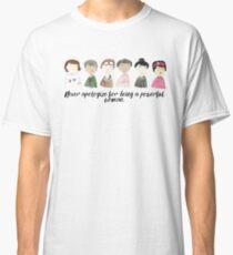 Powerful Women Classic T-Shirt