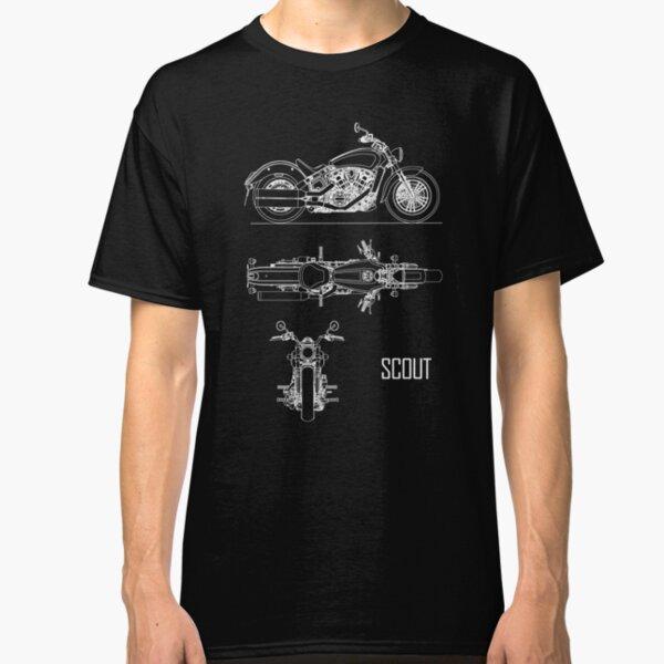 3dRose Sven Herkenrath Fantasy ts/_319034 Astronaut Spaceman with Moon Fantasy Earth Adult T-Shirt XL