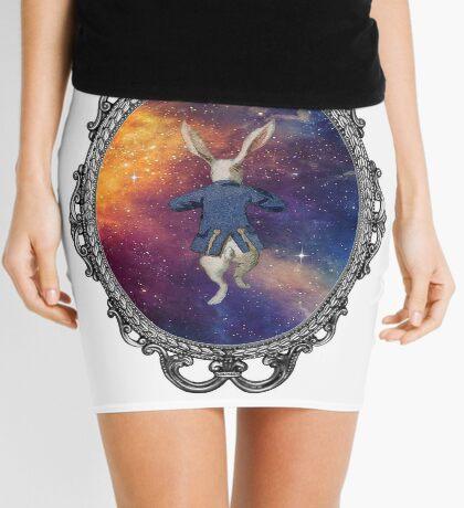 Siga el conejo blanco - Alicia en el país de las maravillas Minifalda