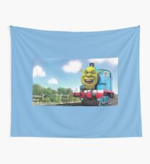 Thomas The DANK ENGINE Wall Tapestry