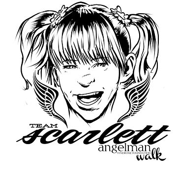 Team Scarlett - Light Shirt by xosteve