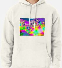 Art is the Proper Task of Life Pullover Hoodie