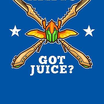 MH4U - Got Juice? by bleachedink