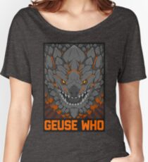 MONSTER HUNTER- Geuse Who Women's Relaxed Fit T-Shirt