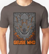 MONSTER HUNTER- Geuse Who Unisex T-Shirt