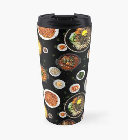 Koreatown Travel Mug