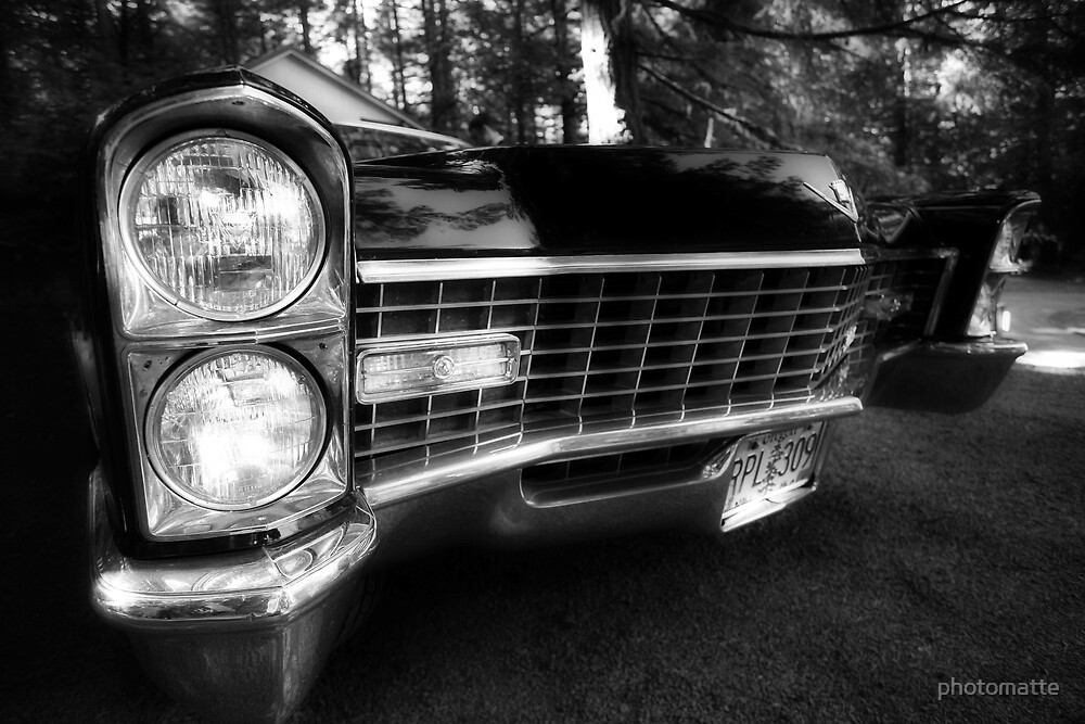 1967 Cadillac by photomatte
