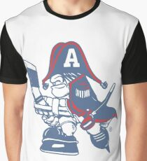 Milwaukee Admirale Grafik T-Shirt