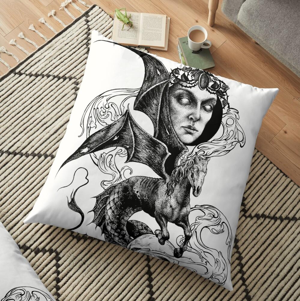 Pegasus Floor Pillow