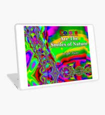 Colors Are The Smiles of Nature Laptop Skin
