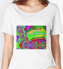 Colors Are The Smiles of Nature Relaxed Fit T-Shirt
