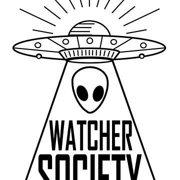 WAtcher socieTY by purple-xanax