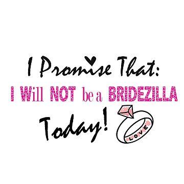 Promises of a Bridezilla  by MNA-Art