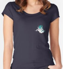 Haku Women's Fitted Scoop T-Shirt