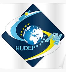 HUDEP (Human Dependabilty Workshops) Logo Poster