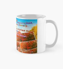 Continue Considering These Things Classic Mug