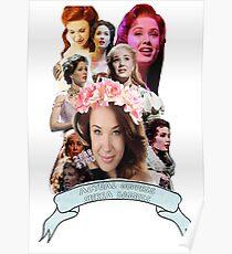 Actual Goddess Sierra Boggess Poster