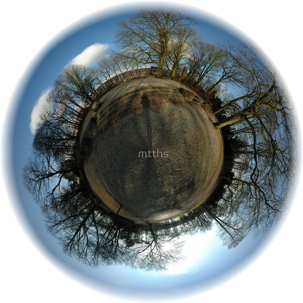 Little Planet - Julianapark 02 Utrecht by mtths