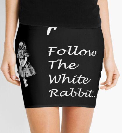 Seguir SigueEl Conejo Blanco Minifalda