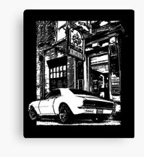 Bitchin' Camaro Canvas Print