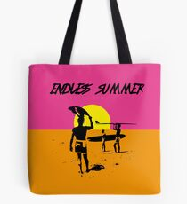 ENDLESS SUMMER - CLASSIC SURF MOVIE Tote Bag